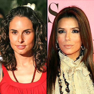 Ana Serradilla y Eva Longoria