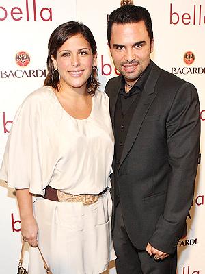 Angelica Vale y Manny Perez