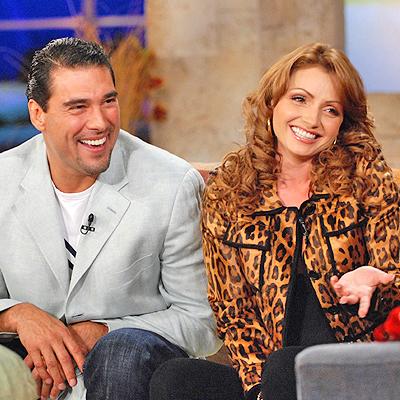 Angelica Rivera y Eduardo Yanez