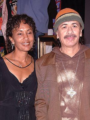 Carlos & Deborah Santana