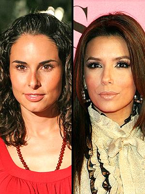principal Desperate: Ana Serradilla y Eva Longoria