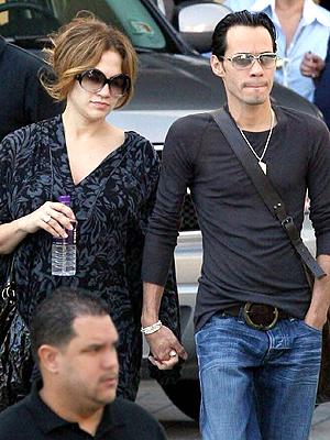 principal Jennifer Lopez y Marc Anthony / 11.08.07