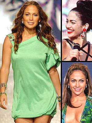 principal Evolution de Jennifer Lopez