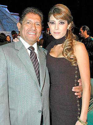 Juan Osorio y Emireth Rivera