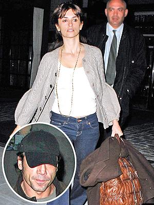 principal Penelope Cruz y Javier Bardem