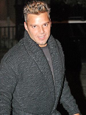 principal Ricky Martin
