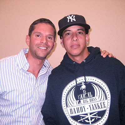 Rodner y Daddy Yankee