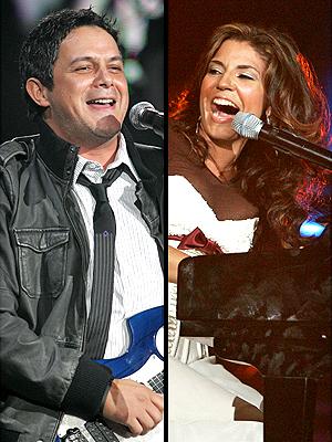Alejandro Sanz y Lena
