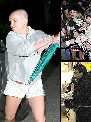 principal Furiosa Angry Britney, Paulina y Jaime