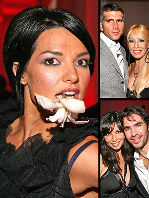 principal Candela Ferro, Ivy, Meier, Eduardo y Giselle