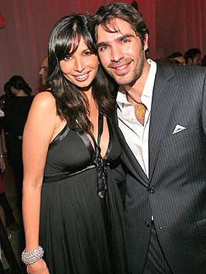 Giselle Blondet y Eduardo Verastegui