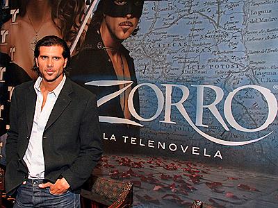Christian Meier 'El Zorro'