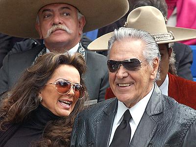 Sonia Infante y Erick del Castillo