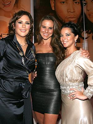 Angelica Vale, Kate del Castillo y Adamari Lopez