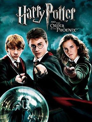 Harry Potter DVD movie