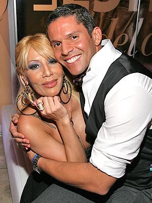 Ivy Queen y Rodner Figueroa