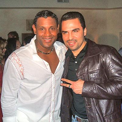 Manny Perez y Sammy