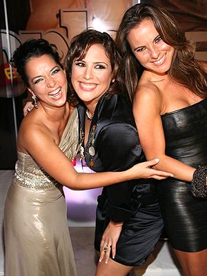 principal Estrellas: Angelica Vale, Adamari y Kate del Castillo