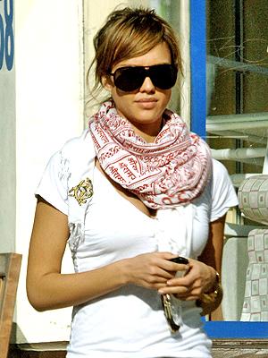 principal Jessica Alba