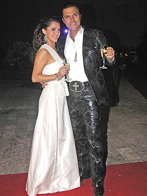 Sara Maldanado y Billy Rovzar