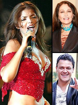principal Nombres espanol: Ana Barbara, Daniela Romo, Pedro Fernandez
