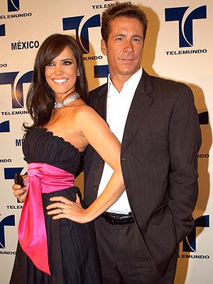 Fernando Carrillo y Gaby Espino