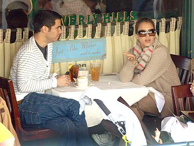 Jessica Alba y Cash Warren
