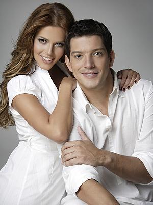 Claudia Alvarez y Yahir