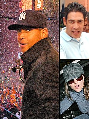 prinicipal ingles: A-Rod, Johnny Lozada, Britney