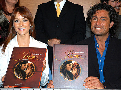 Susana Gonzalez y Fernando Colunga