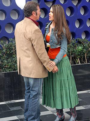 Sergio Goyri y Marlene Favela