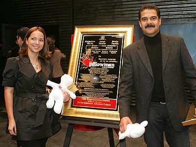 Adamari Lopez y Javier Alatorre