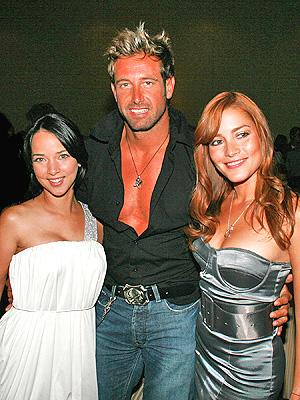 Adamari Lopez, Gabriel Soto y Adriana Fonseca