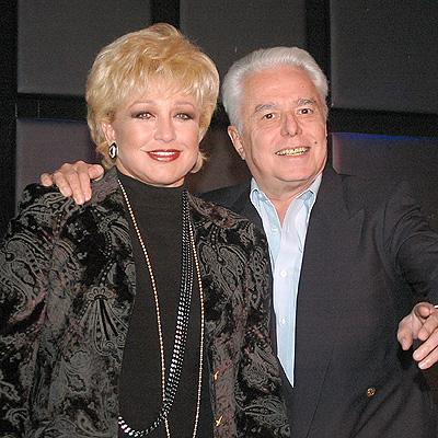 Angelica Maria y Enrique Guzman