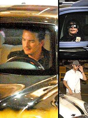 principal Autos: Arjona, Veronica Castro y Jose Maria Torre