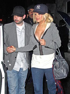 principal ingles Christina Aguilera