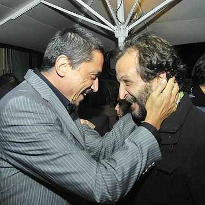 Carlos Bardem y Daniel Gimenez Cacho