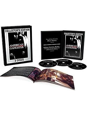 American Gangster DVD movie set