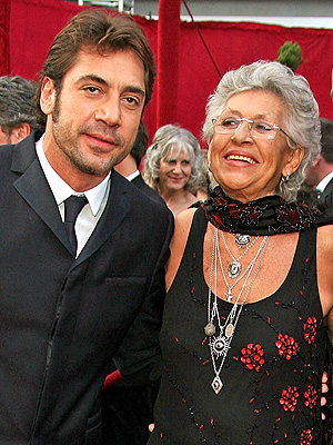 Javier y Pilar Bardem