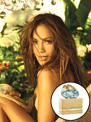 principal Fragrances women: Jennifer Lopez