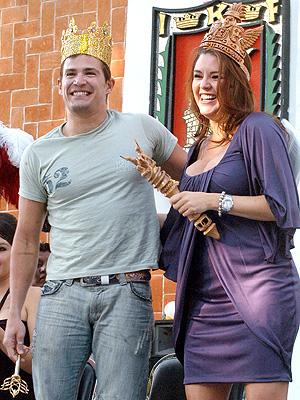 Julio Camejo & Alicia Machado