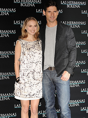Natalie Portman y Eric Bana