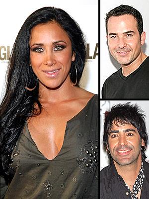 principal Ricky Martin, RBD y Paulina Rubio
