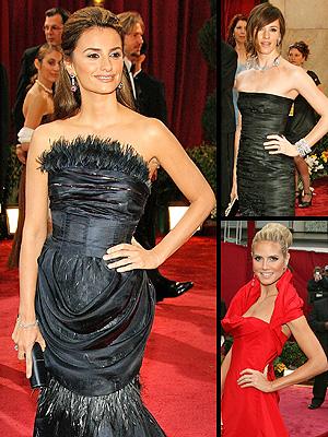 principal Oscar Best: Penelope, Jennifer Garner y Heidi Klum