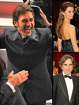 principal Oscars