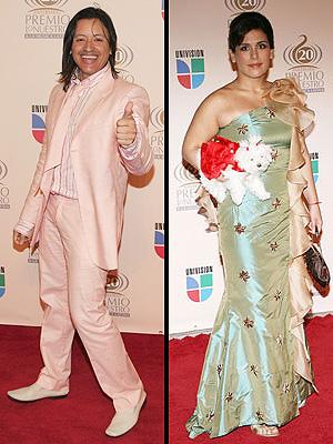 Principal Nuestro Peor: Elvis Crespo y Angelica Vale