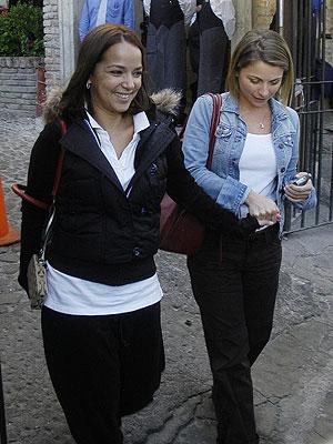 Adamari López & Ludwika Paleta