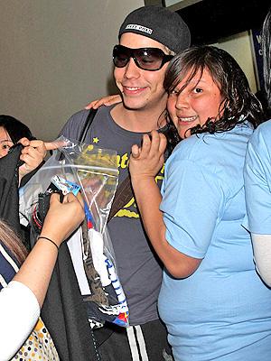 Christian Chavez de RBD