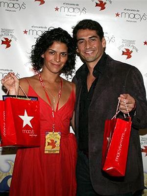 Daniela Schmitt y Gabriel Porras
