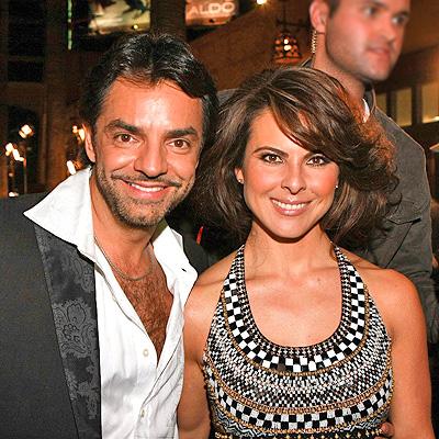 Eugenio Derbez y Kate Del Castillo